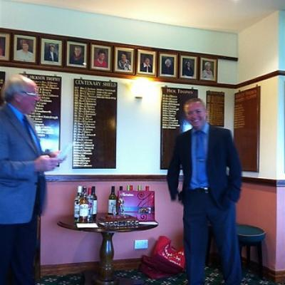 Paul & Carole Trophy, Longridge