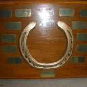 Golden Horseshoe Trophy